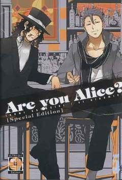 Copertina ARE YOU ALICE? Variant cover n.5 - ARE YOU ALICE? Variant cover, RW GOEN