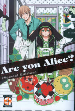 Copertina ARE YOU ALICE? Variant cover n.6 - ARE YOU ALICE?, RW GOEN