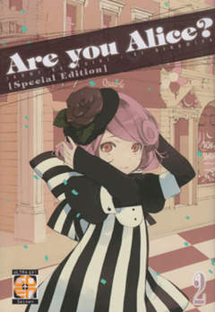 Copertina ARE YOU ALICE? Variant cover n.2 - ARE YOU ALICE? Variant cover, RW GOEN