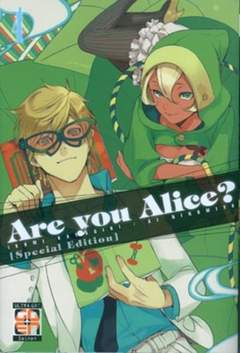 Copertina ARE YOU ALICE? Variant cover n.4 - ARE YOU ALICE? Variant cover, RW GOEN