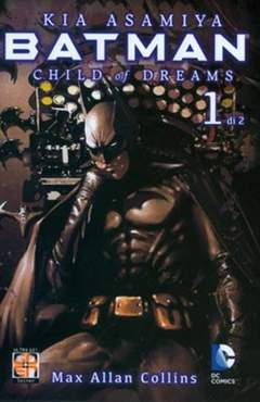 Copertina BATMAN CHILD OF DREAMS (m2) n.1 - BATMAN CHILD OF DREAMS, RW GOEN