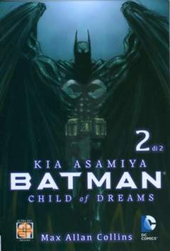 Copertina BATMAN CHILD OF DREAMS (m2) n.2 - BATMAN CHILD OF DREAMS, RW GOEN