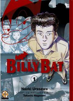 Copertina BILLY BAT (m20) n.1 - BILLY BAT, RW GOEN