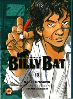 Copertina BILLY BAT (m20) n.13 - BILLY BAT, RW GOEN
