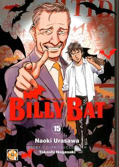 Copertina BILLY BAT (m20) n.15 - BILLY BAT, RW GOEN