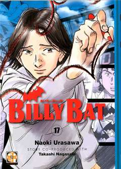 Copertina BILLY BAT (m20) n.17 - BILLY BAT, RW GOEN