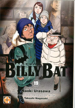 Copertina BILLY BAT (m20) n.19 - BILLY BAT, RW GOEN