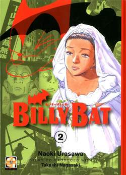 Copertina BILLY BAT (m20) n.2 - BILLY BAT, RW GOEN