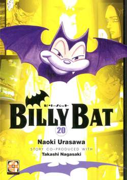 Copertina BILLY BAT (m20) n.20 - BILLY BAT, RW GOEN