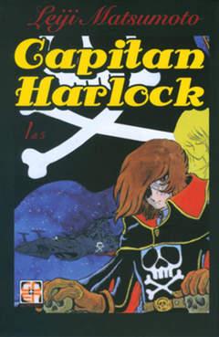 Copertina CAPITAN HARLOCK DELUXE (m5) n.1 - CAPITAN HARLOCK - Deluxe Edition, RW GOEN