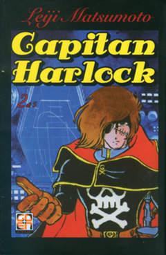 Copertina CAPITAN HARLOCK DELUXE (m5) n.2 - CAPITAN HARLOCK DELUXE, RW GOEN