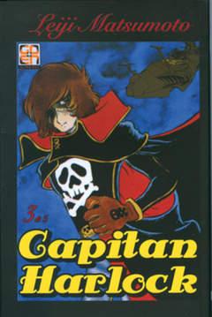 Copertina CAPITAN HARLOCK DELUXE (m5) n.3 - CAPITAN HARLOCK - Deluxe Edition, RW GOEN
