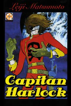 Copertina CAPITAN HARLOCK DELUXE (m5) n.4 - CAPITAN HARLOCK - Deluxe Edition, RW GOEN