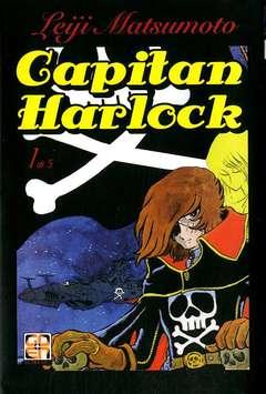 Copertina CAPITAN HARLOCK DLX (m5) Rist. n.1 - CAPITAN HARLOCK Deluxe Ristampa, RW GOEN