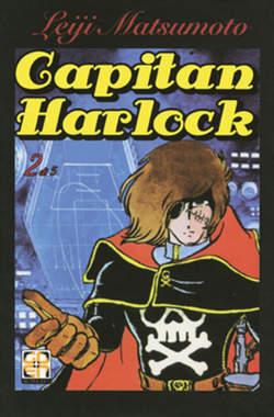 Copertina CAPITAN HARLOCK DLX (m5) Rist. n.2 - CAPITAN HARLOCK DELUXE - Ristampa, RW GOEN
