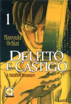 Copertina DELITTO E CASTIGO (m10) n.1 - TSUMI TO BASTU, RW GOEN
