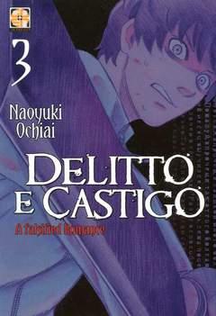 Copertina DELITTO E CASTIGO (m10) n.3 - DELITTO E CASTIGO, RW GOEN