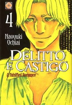 Copertina DELITTO E CASTIGO (m10) n.4 - DELITTO E CASTIGO A FALSIFIED ROMANCE, RW GOEN