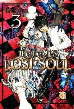 Copertina DEVIL'S LOST SOUL (m6) n.3 - THE DEVIL'S LOST SOUL, RW GOEN