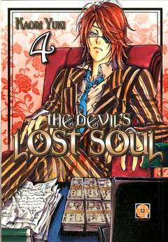 Copertina DEVIL'S LOST SOUL (m6) n.4 - THE DEVIL'S LOST SOUL, RW GOEN