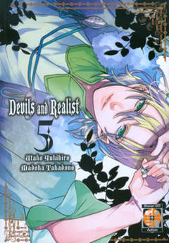 Copertina DEVILS AND REALIST n.5 - DEVILS AND REALIST, RW GOEN