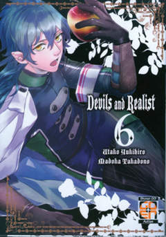 Copertina DEVILS AND REALIST n.6 - DEVILS AND REALIST, RW GOEN