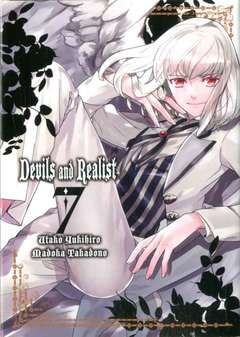 Copertina DEVILS AND REALIST n.7 - DEVILS AND REALIST, RW GOEN