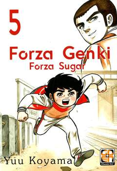 Copertina FORZA GENKI! n.5 - FORZA SUGAR, RW GOEN