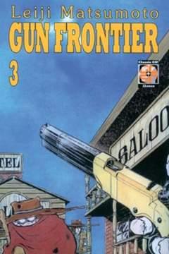 Copertina GUN FRONTIER (m3) n.3 - GUN FRONTIER, RW GOEN