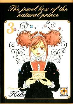 Copertina JEWEL BOX (m5) n.3 - THE JEWEL BOX OF THE NATURAL PRINCE, RW GOEN