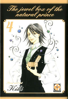 Copertina JEWEL BOX (m5) n.4 - THE JEWEL BOX OF THE NATURAL PRINCE, RW GOEN