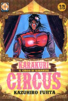 Copertina KARAKURI CIRCUS (m43) n.18 - KARAKURI CIRCUS, RW GOEN