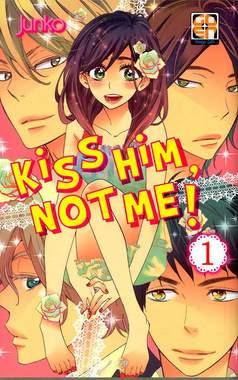 Copertina KISS HIM NOT ME #1 Variant n. - COSA FACCIO ORA CHE SONO POPOLARE?, RW GOEN