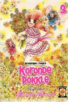 Copertina KORONDE POKKLE! (m3) n.3 - MEETING POKKLE, RW GOEN