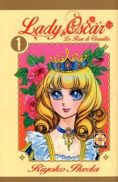 Copertina LADY OSCAR #1 Var. Etna Comics n. - LE ROSE DI VERSAILLES, RW GOEN