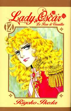 Copertina LADY OSCAR Edicola n.12 - LE ROSE DI VERSAILLES, RW GOEN