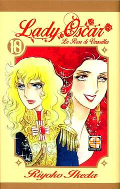 Copertina LADY OSCAR (m12) Edicola n.10 - LE ROSE DI VERSAILLES, RW GOEN