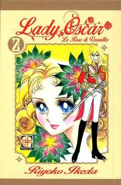 Copertina LADY OSCAR (m12) Edicola n.2 - LE ROSE DI VERSAILLES, RW GOEN