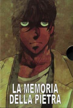 Copertina MEMORIA DELLA PIETRA cofanetto n. - LA MEMORIA DELLA PIETRA 1/4 + Cofanetto in omaggio, RW GOEN