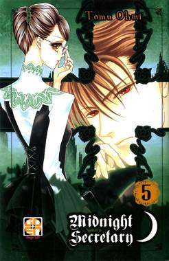 Copertina MIDNIGHT SECRETARY (m7) n.5 - MIDNIGHT SECRETARY, RW GOEN