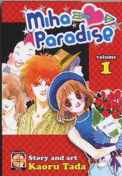 Copertina MIHA PARADISE (m2) n.1 - MIHA PARADISE, RW GOEN