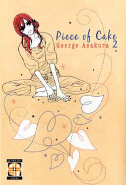 Copertina PIECE OF CAKE (m5) n.2 - PIECE OF CAKE, RW GOEN