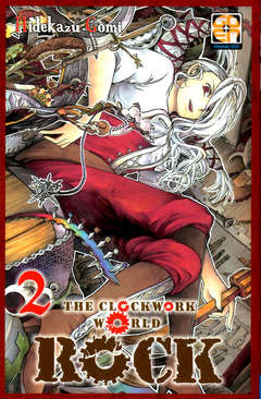 Copertina ROCK THE CLOCKWORK WORLD (m3) n.2 - NYU SUPPLEMENT 16, RW GOEN