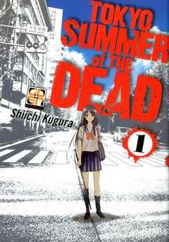 Copertina RW GOEN PACK n.9 - TOKYO SUMMER OF THE DEAD 1/4, RW GOEN