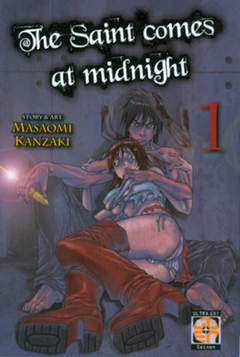 Copertina SAINT COMES AT MIDNIGHT (m4) n.1 - THE SAINT COMES AT MIDNIGHT, RW GOEN