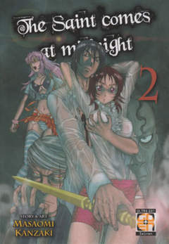 Copertina SAINT COMES AT MIDNIGHT (m4) n.2 - THE SAINT COMES AT MIDNIGHT, RW GOEN
