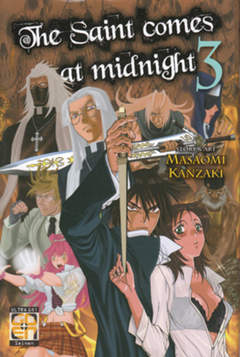 Copertina SAINT COMES AT MIDNIGHT (m4) n.3 - THE SAINT COMES AT MIDNIGHT, RW GOEN
