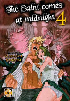 Copertina SAINT COMES AT MIDNIGHT (m4) n.4 - THE SAINT COMES AT MIDNIGHT, RW GOEN