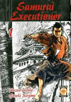 Copertina SAMURAI EXECUTIONER (m14) n.1 - KUBIKIRI ASA, RW GOEN