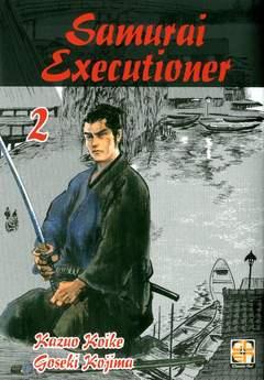 Copertina SAMURAI EXECUTIONER (m14) n.2 - KUBIKIRI ASA, RW GOEN
